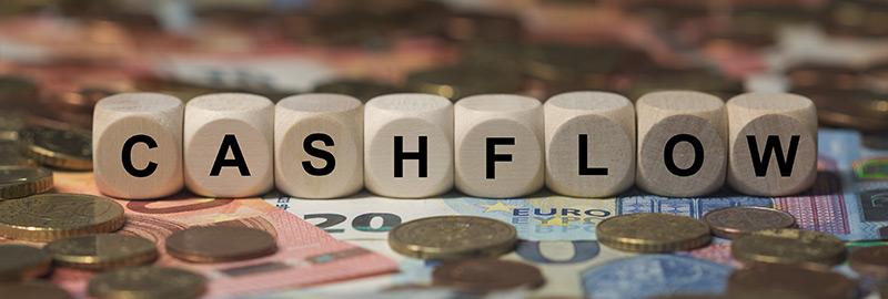 Keine Investition ohne positiven Cashflow